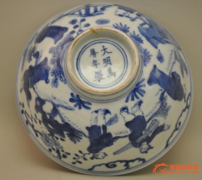 万历,来自藏友hgf2341-瓷器-明清-藏品鉴定估价-华夏图片