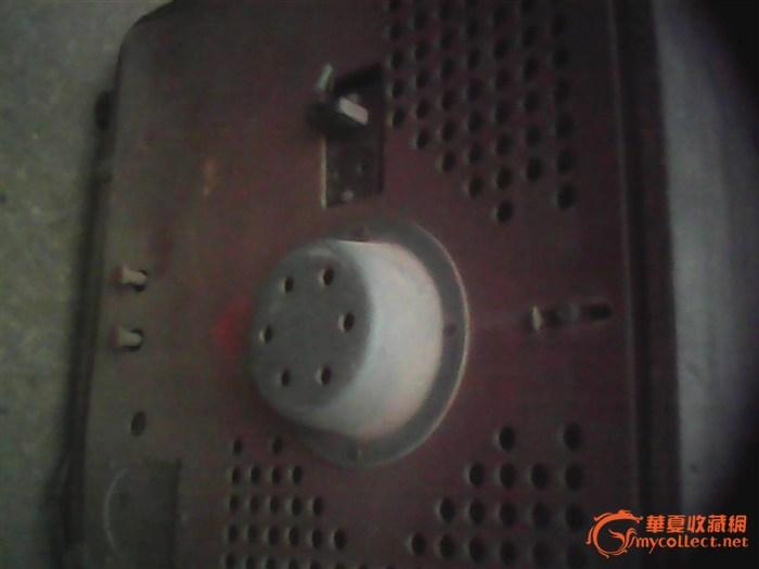 北京牌电子管黑白电视机,35-s2b。长江牌fl-16