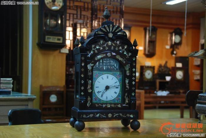 葫芦钟表手工制作图片