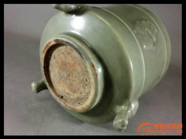 烧瓷器燃气窑炉的内部结构图