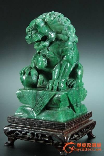 精美的绿松石、孔雀绿石雕刻    1 - h_x_y_123456 - 何晓昱的艺术博客