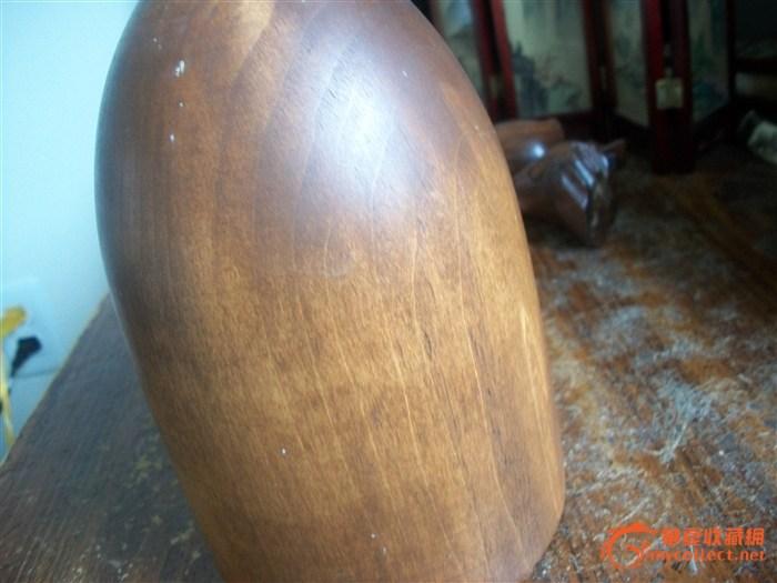 精美菩提树木花瓶