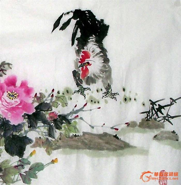 未装裱软片 实物拍摄 尺寸 138cm*70cm 国画家王长纯艺术简介 王长纯图片