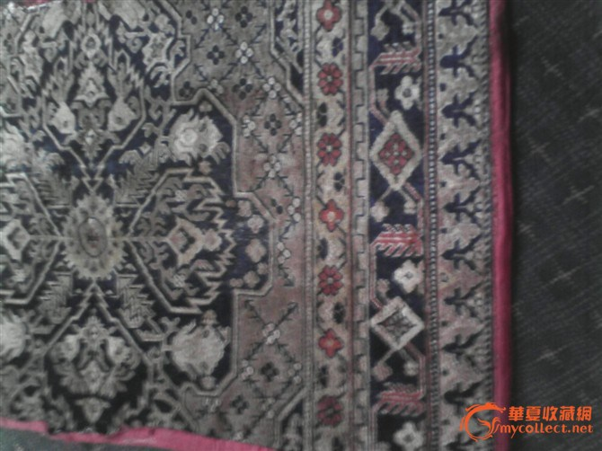 藏族地毯-图1