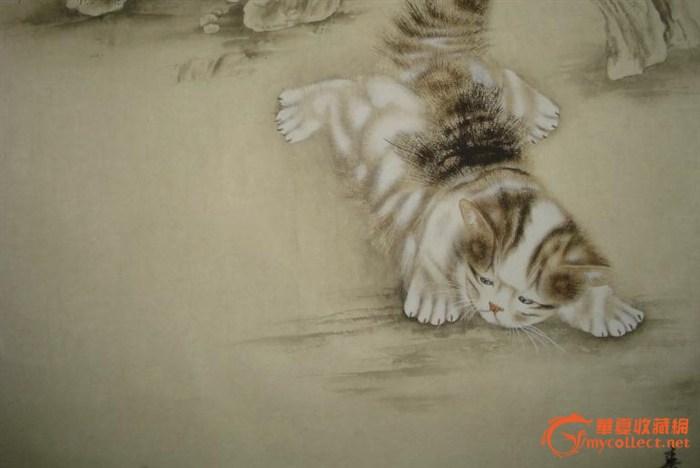 大师速写动物猫