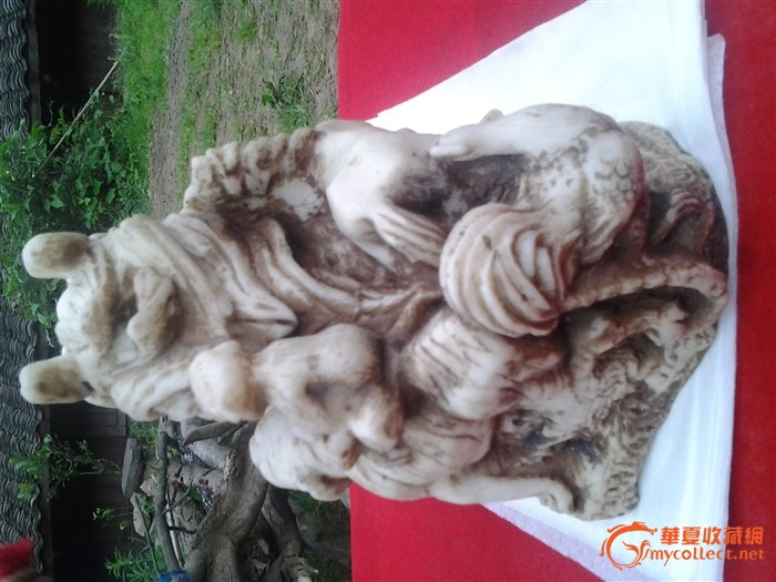 大清乾隆年制的12生肖