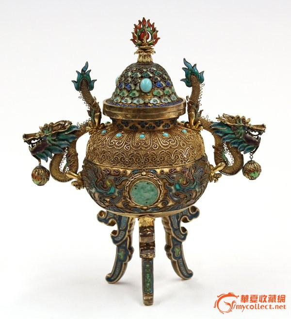 中华传统工艺 - 花丝镶嵌    1 - h_x_y_123456 - 何晓昱的艺术博客
