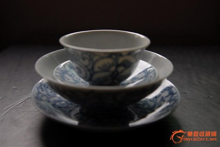 清 青花瓷
