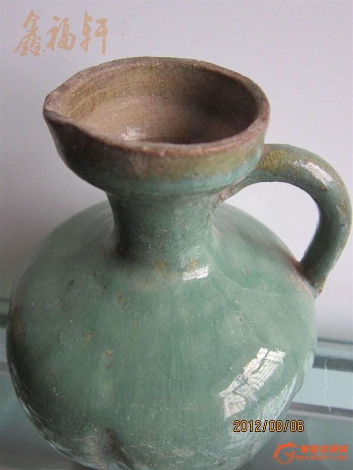 云南玉溪窑 酒罐