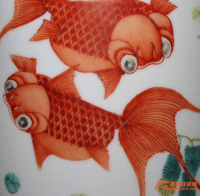 金鱼简笔画漂亮