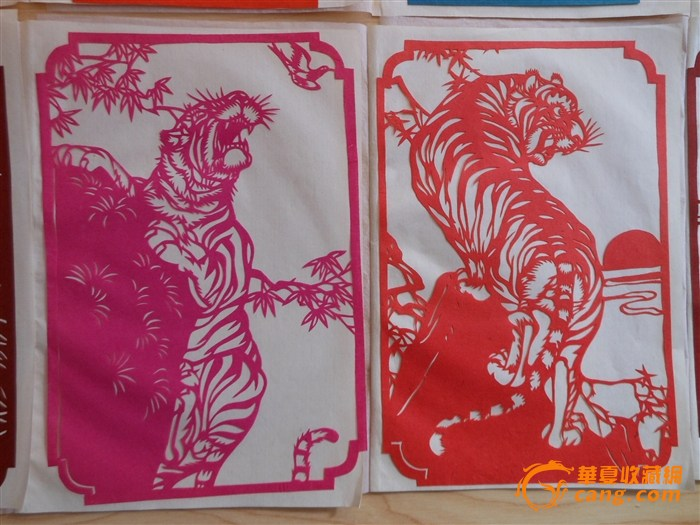 中国民间剪纸艺术-图5