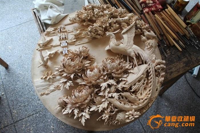 现代仿古木雕梁托,雕刻工艺接受订做