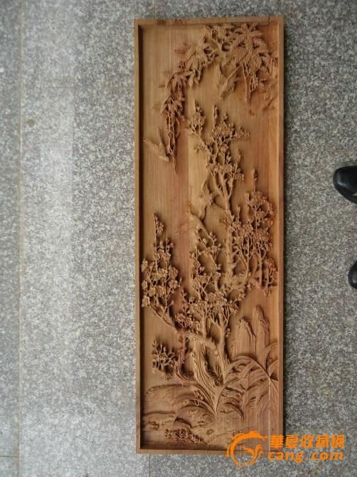 黄杨木雕 小寿星 现代雕刻小摆件