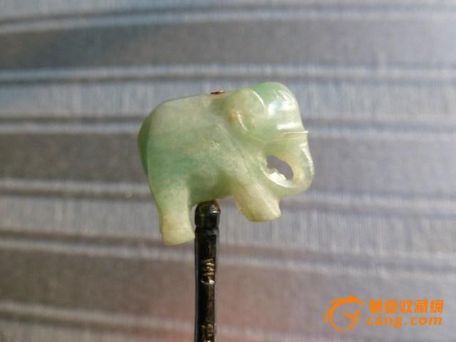 这头小象是啥材质呢?