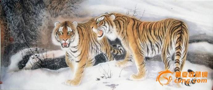 壁纸 动物 虎 老虎 猫科 桌面 690_291