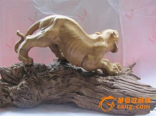 老虎雕刻图步骤图