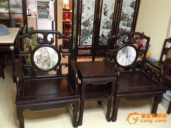 广式红木家具,请断代及鉴定材质