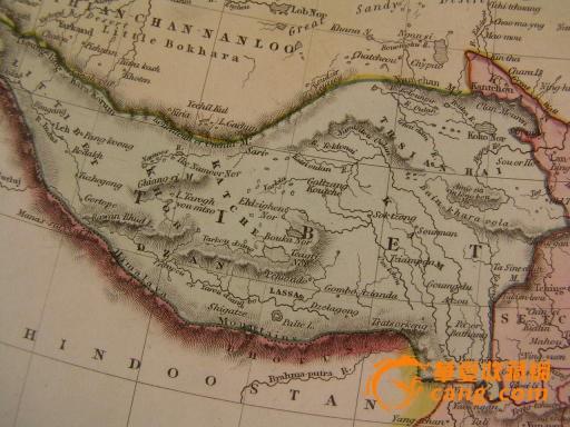 英国古地图证明琉球群岛
