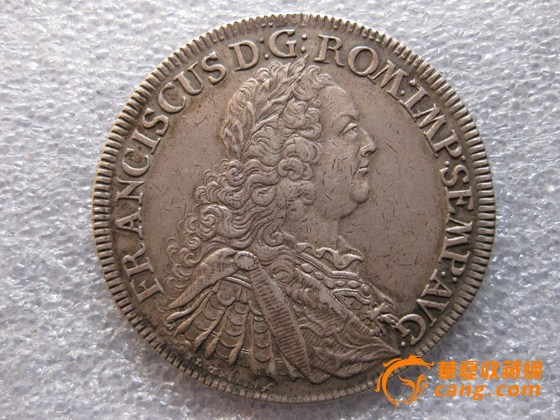 外国银币,请老师鉴定,谢谢!