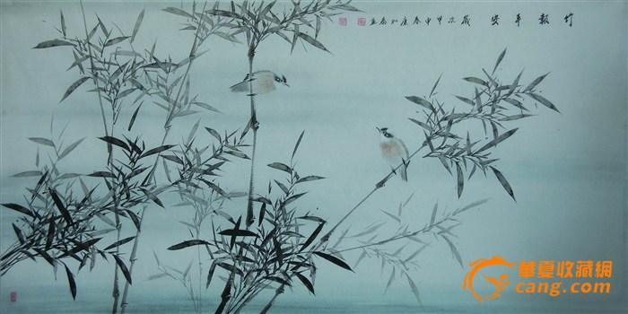 康如泰/康如泰,1965年生于河北保定,从小跟随王美芳,赵国经学习工笔...