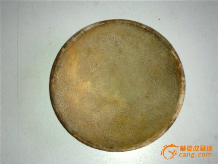 古代花纹玉碗图片大全