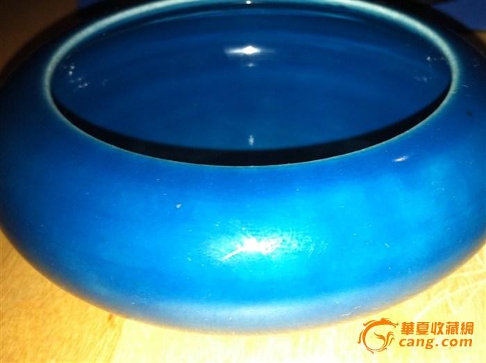 蓝色 盘子素材 png