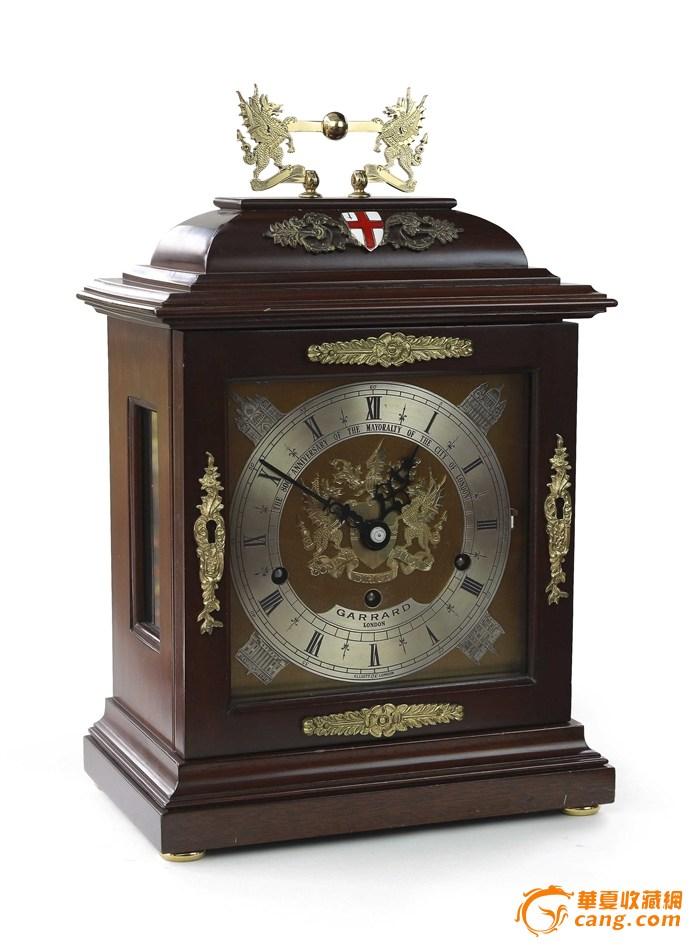 英国伦敦建市800周年纪念钟