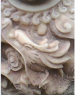 大清乾隆年制12生肖浮雕