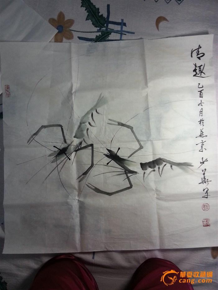 长期关注动物画题材的研究和创作,尤以画虎著称.