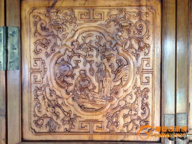 旧木柜,是什么木料?