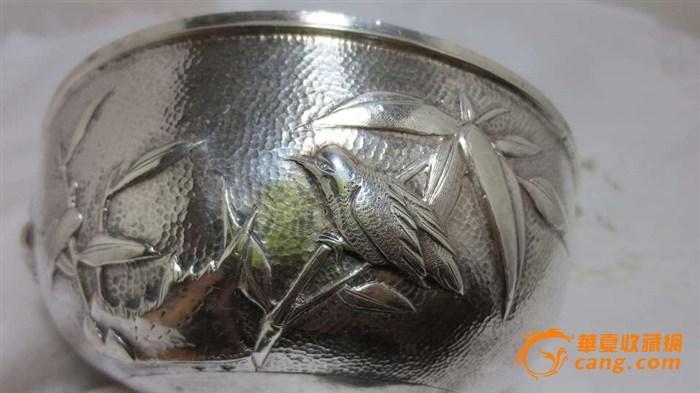 纯银碗(WH)147.6克