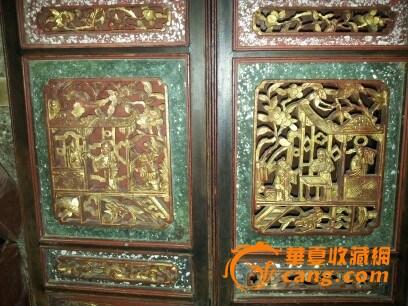 华夏收藏网木雕图片