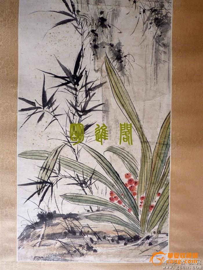 森林花鸟手绘图