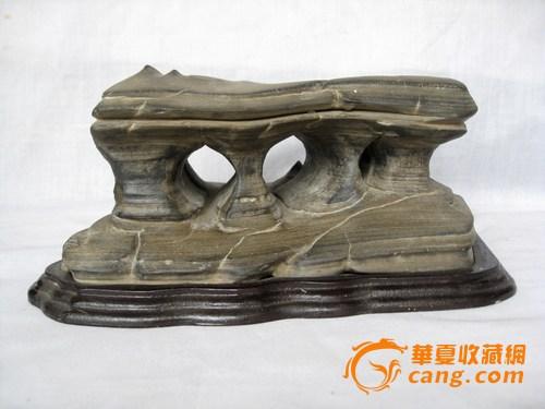 奇石 精品名石武陵石  6.2公斤
