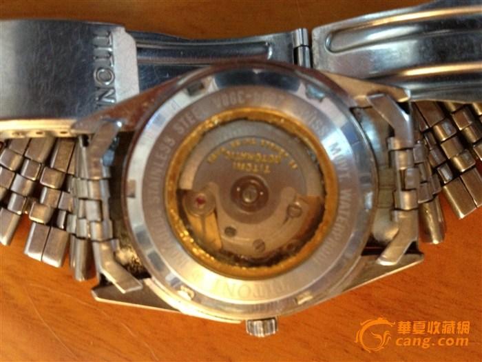 此款是2834-398a型号的瑞士梅花表,请帮忙鉴定,有意者请出价.图片