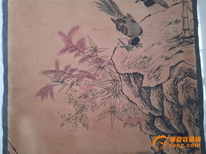 山水画纹身手稿-欧登咖啡厅平面图