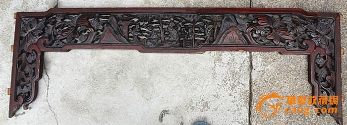 老式床花板-图1
