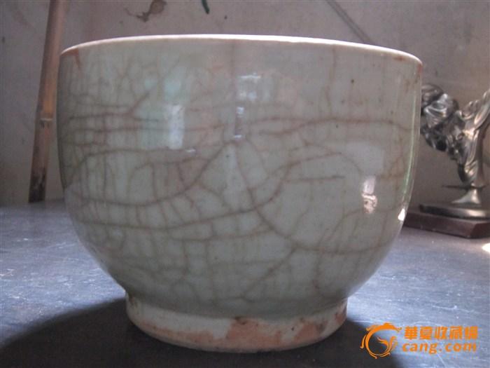 哥窑瓷器碗 哥窑瓷器碗图片大全 清代仿哥窑瓷器碗图