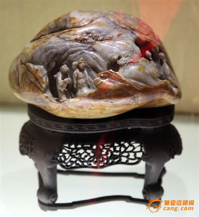 广利闲逛博物馆(芷六十)--沈阳故宫藏玉,唻自藏