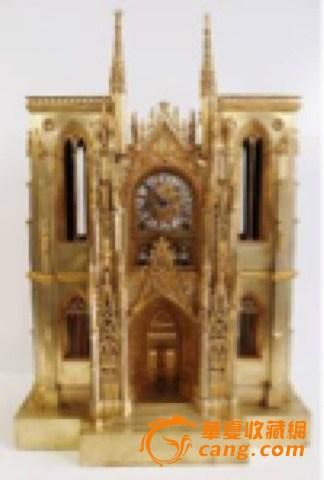 很棒的建筑风格钟