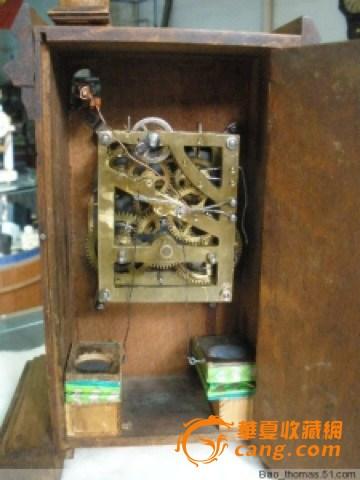 布谷鸟/1910年德国黑森林纯手工布谷鸟钟 属于较早的布谷鸟钟,除木质...