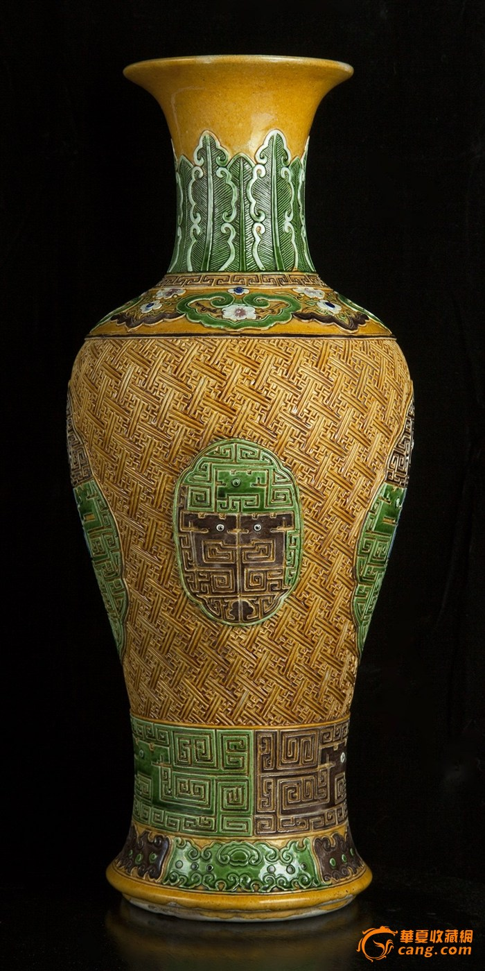 同治 花瓶图片