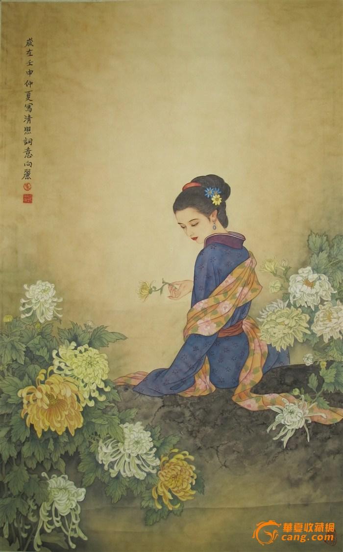 中国工笔画学会会员,甘肃省美协会员国家一级美术师,甘肃国画院画师.