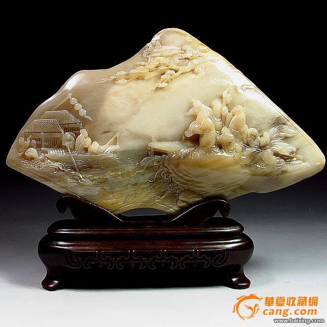 美石精雕    9 - h_x_y_123456 - 何晓昱的艺术博客