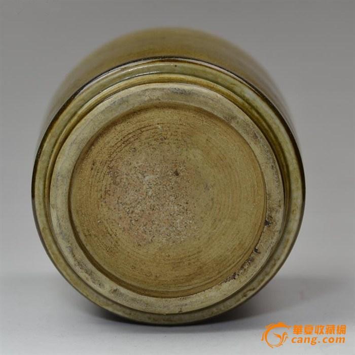 明代龙泉桶式香炉