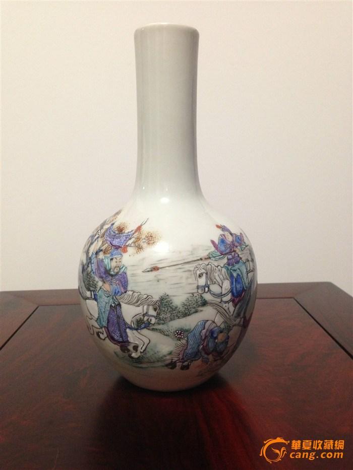 清代粉彩瓶    13 - h_x_y_123456 - 何晓昱的艺术博客