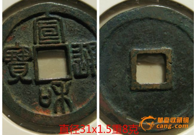 古币_古币鉴定_来自藏友河东博古_钱币鉴定_中国古代
