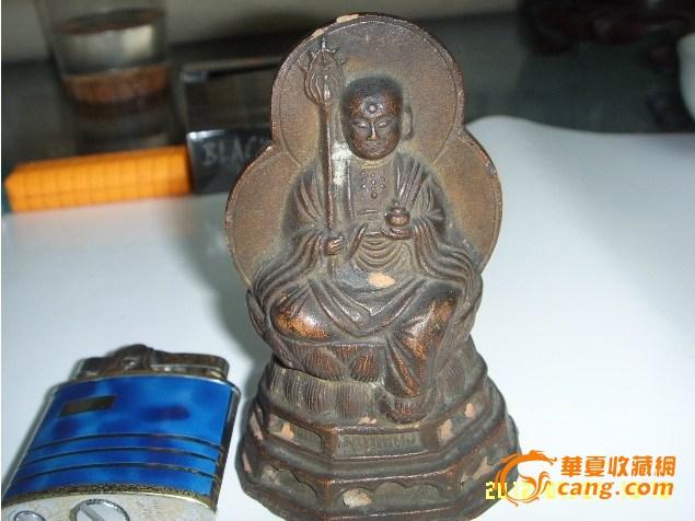 紫砂 地藏菩萨/紫砂 地藏菩萨像