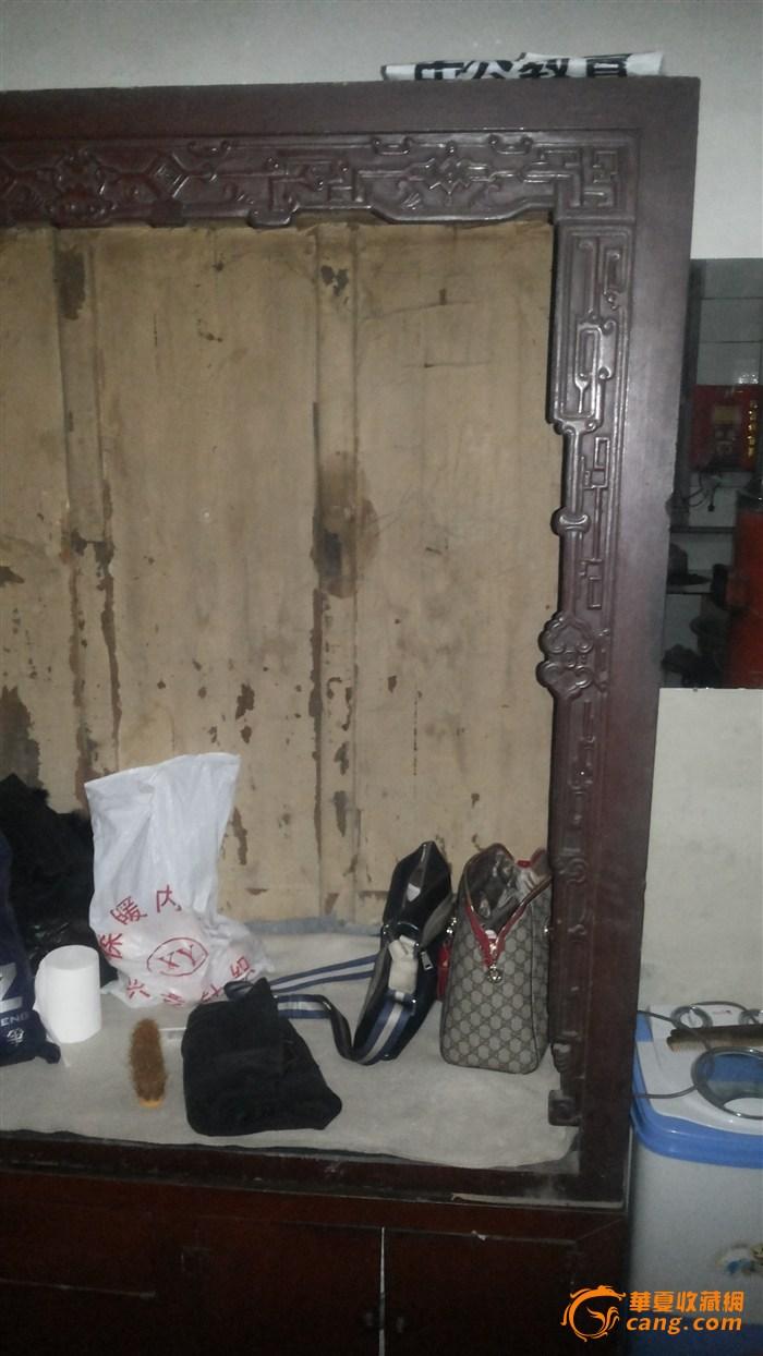 韩式炕床带衣柜装修图片
