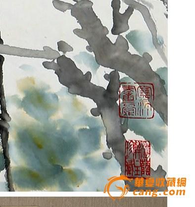 中国画一幅求鉴定